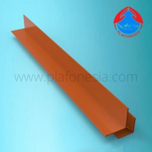 Lis Plafon PVC Plafonesia LPN 91 coklat
