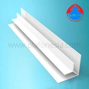 Lis Plafon PVC Plafonesia LPN 93putih