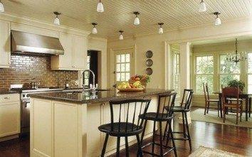 pemasangan plafon pvc dapur