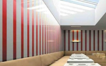 pemasangan plafon pvc hotel