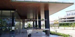 plafon pvc model klasik